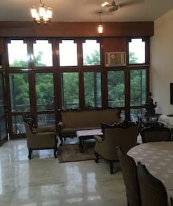 3 Bedroom Apt. in the safest district of New Delhi