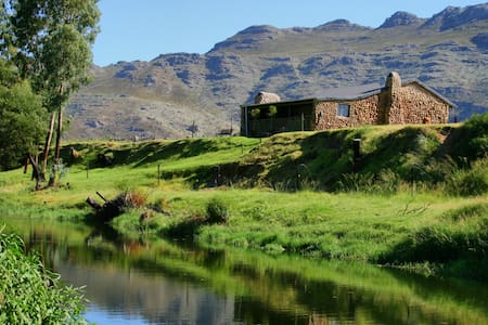 Mooiplaas River Cottage - Wolseley