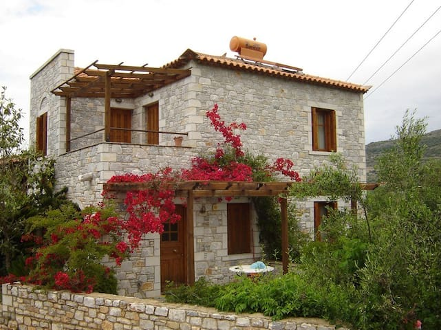 Architect's Villa - Stoupa - Casa
