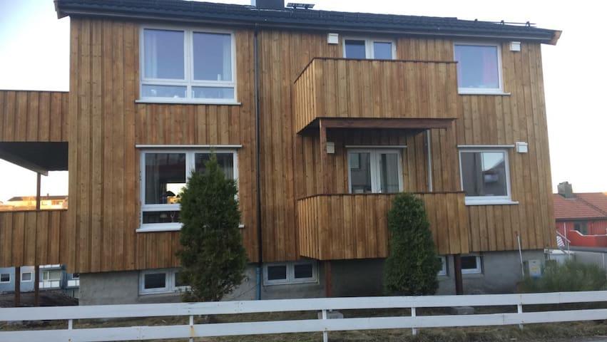 Trivelig leilighet i Kristiansund - Kristiansund - Apartment