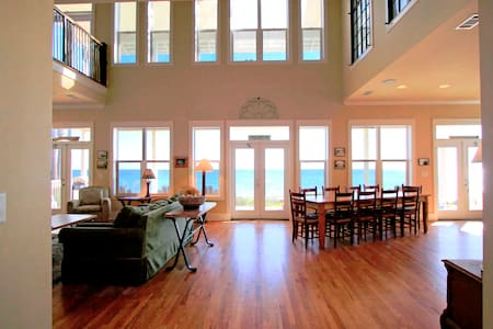 Redfish-30A-Fabulous BeachFront-4 BR+Loft-AVAIL 11/26-11/30 -SantaRosaBeach - 단독주택