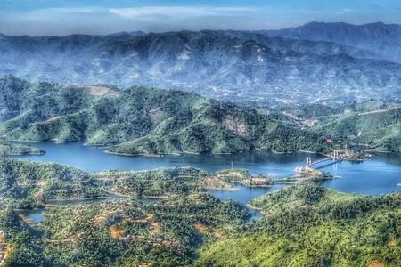 Weekend getaway from Nay Pyi Taw