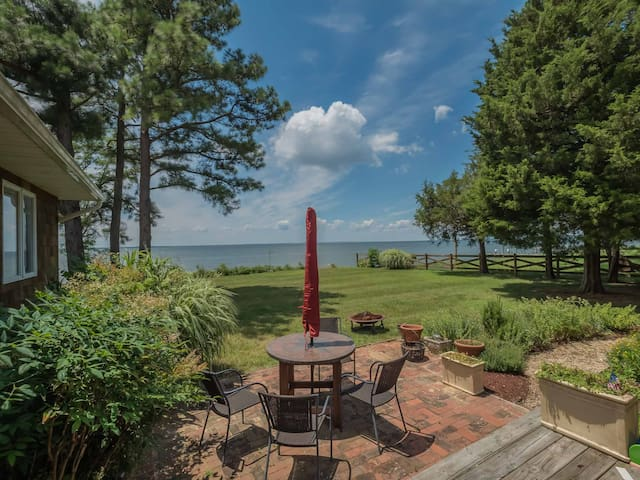 Private retreat nestled on the Potomac River - Leonardtown - House