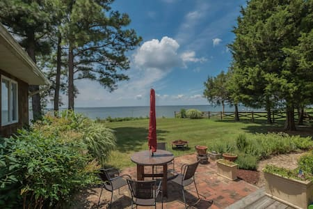 Private retreat nestled on the Potomac River - Leonardtown - Hus