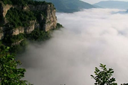 Sofia's quarantine mountain retreat!  37km airport