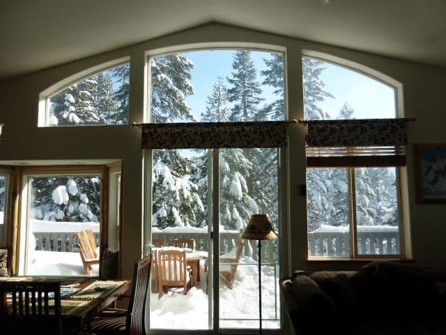 Ski, Hike , Bike from this Mammoth Mountain Home - Mammoth Lakes - House