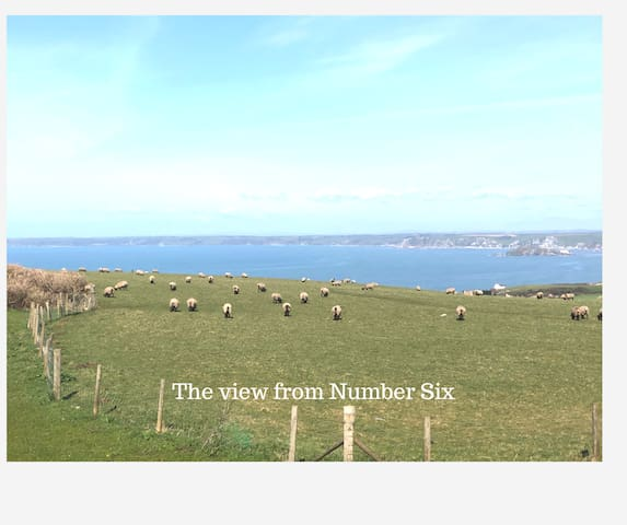 Dog friendly house between Salcombe and Hope Cove