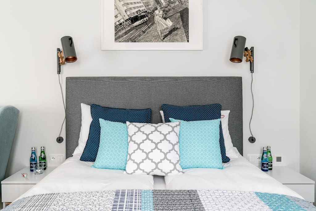 Łóżko King Size (160x200 cm)