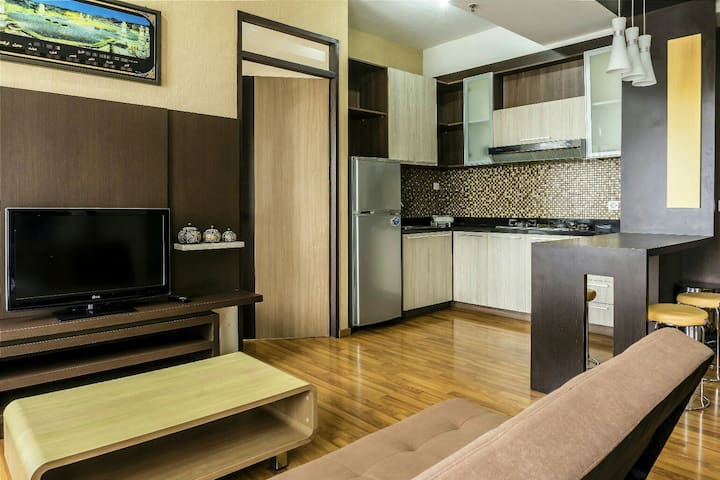 High Livin' Apartment 3 Bedroom - Bandung - Lejlighed
