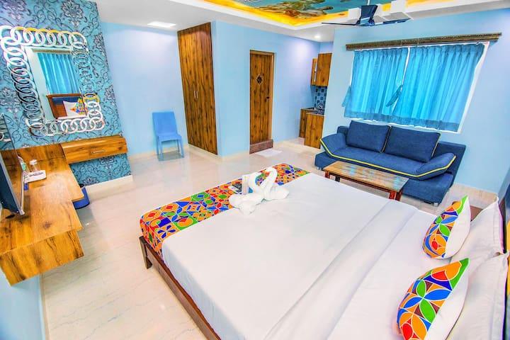 Deluxe Marvelous Cozy Rooms