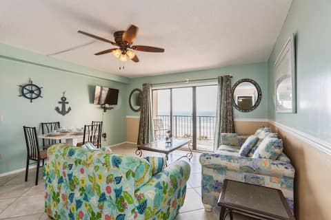 Life is better on the beach!!  Renovated