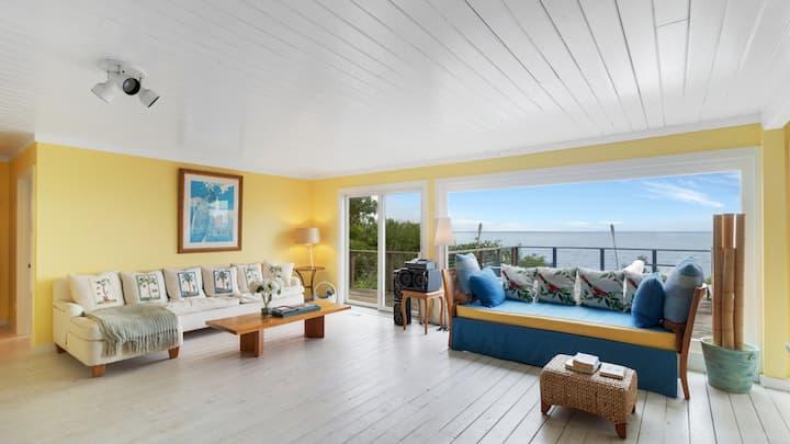 Luxury Hamptons Waterfront Estate