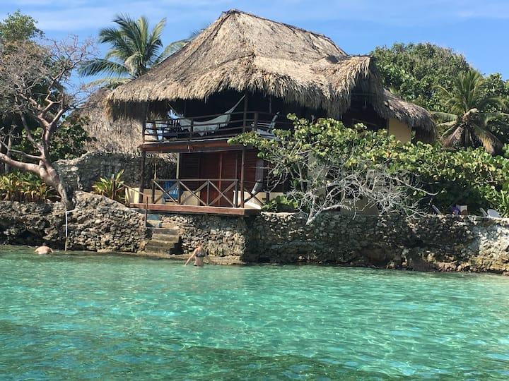Isla Pirata Morgan  Paraíso Natural