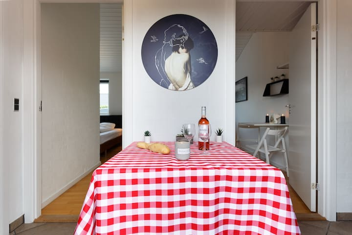 BBBB = Best BnB in Bredballe Vejle - 5 min to E45