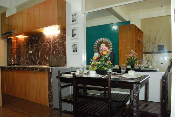 Family Studio with kitchen - Naga - อพาร์ทเมนท์