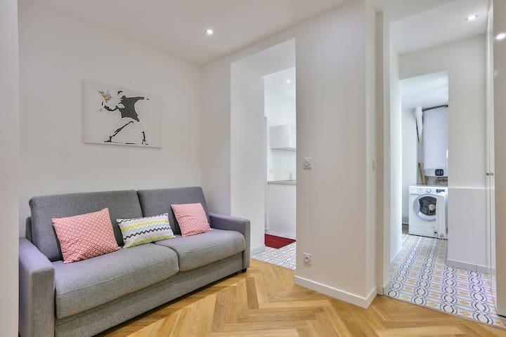 Appartement Montorgueil/Grands Boulevards