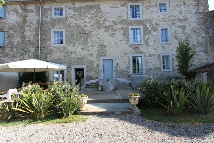 Le Grenier Occitan : suite 2 chambres