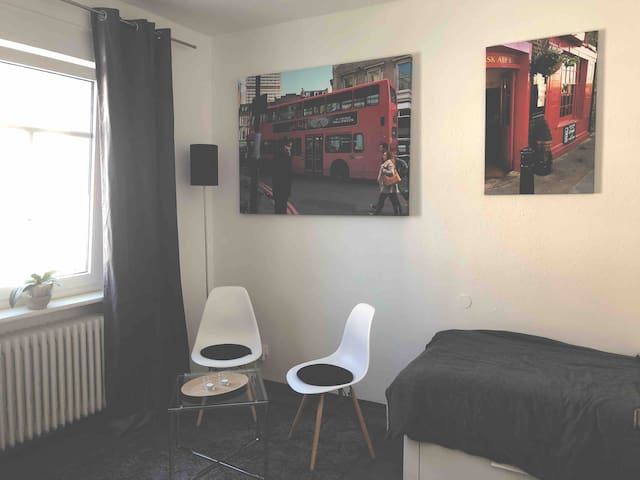 "Das Siebener Apartment ""London"""