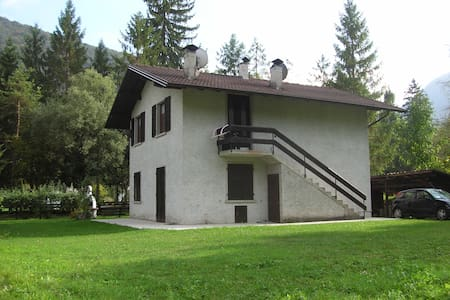 APARTMENT WITH LAKE VIEW - Ledro