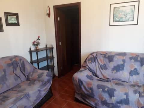 Apartamento p/ viajantes  da Dona Cida e  Sr Luiz