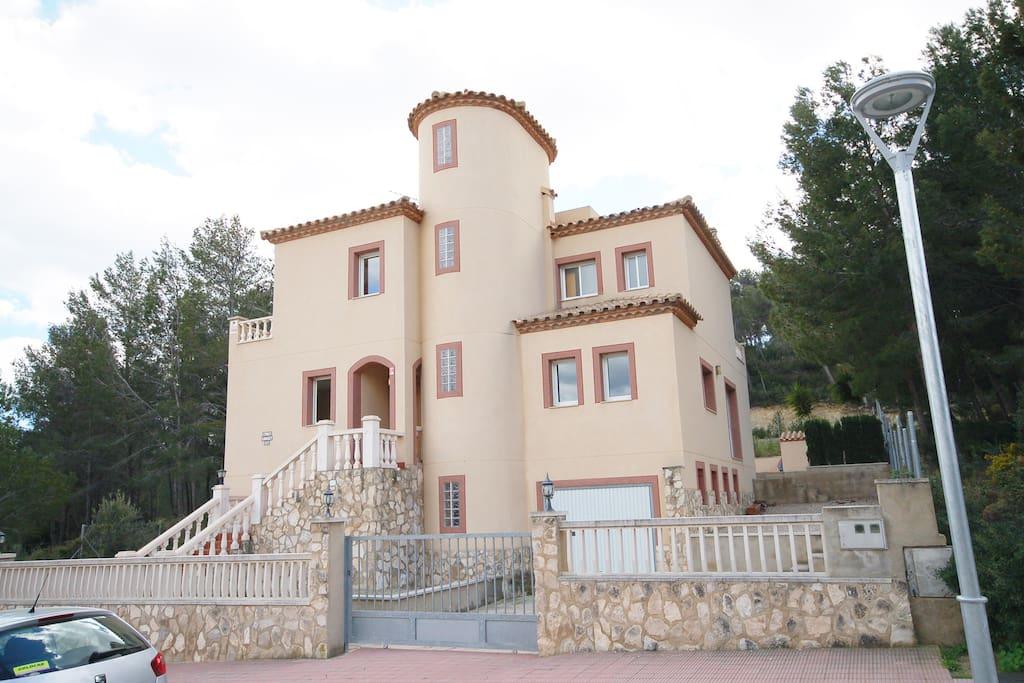 """""""Alta Vista"""" Villa"""