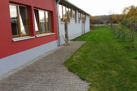 Ferienwohnung  am Stadtrand von Scheinfeld - Scheinfeld - Daire