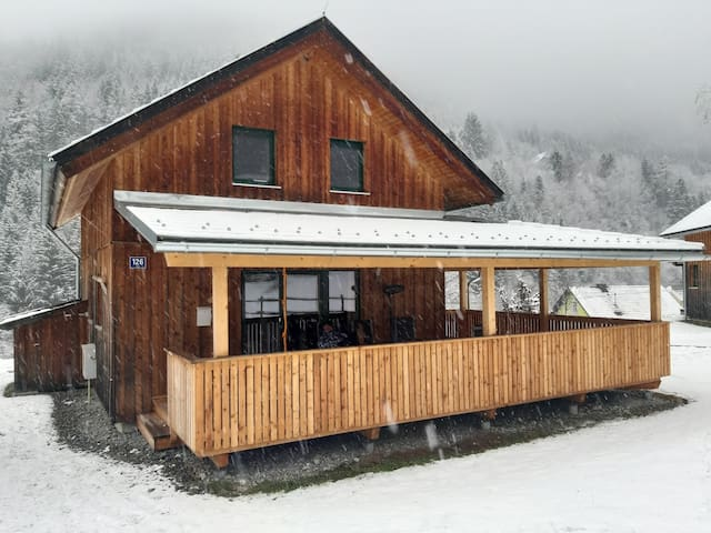 Chalet Fernweh - cosy cottage with sauna - 6/8 ppl