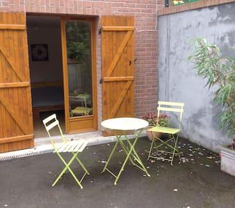 Chambre/studio au calme - Amiens - House