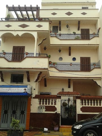 Arcila house