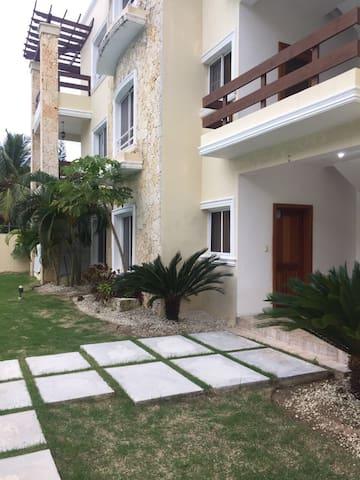 Cómodo apartamento en Bavaro - Bavaro - Apartment