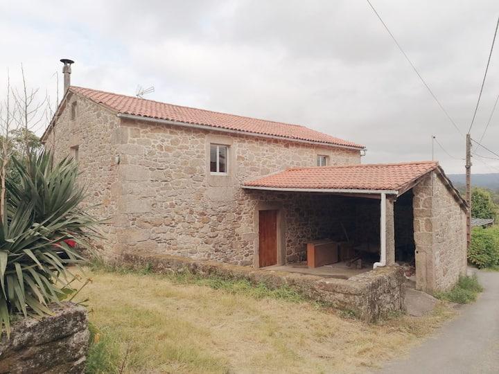 Casa  Goros en Paderne, A Coruña