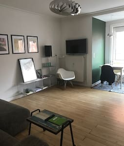 Central apartment with balcony - København S - อพาร์ทเมนท์