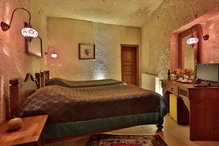 TURKISH CAVE HOUSE - Ortahisar Belediyesi - Apartemen