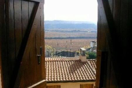 A 5 km de Laguardia,  Rioja Alavesa - Lapuebla Labarka