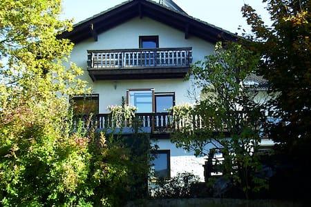 Ferienwohnung am Christenberg im Burgwald - Münchhausen - Apartamento