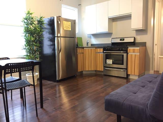 Cosy Bushwick Room!!! - Brooklyn - Apartment