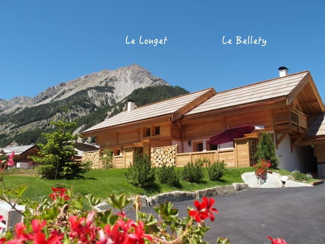 LE LONGET, classified chalet ****