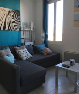Joli Studio idéalement situé - Marseille