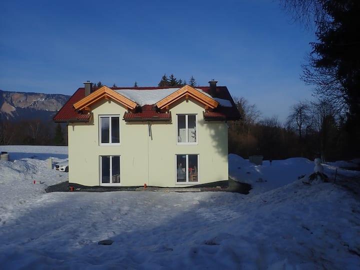 KWO-Villa Oachkatzlschwoaf: holiday in 3 countries