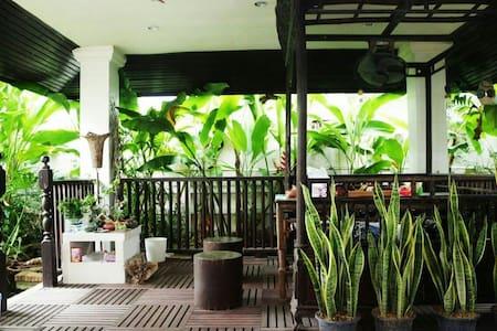 婷婷的mini花园世界一號單間房 - Chiang Mai