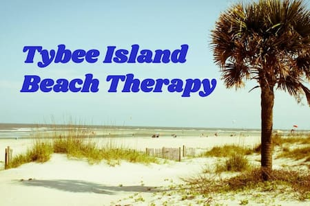 Tybee Island Beach Therapy