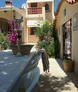 Finca Surplace (€25/pers/night) - Castell de Castells - Villa