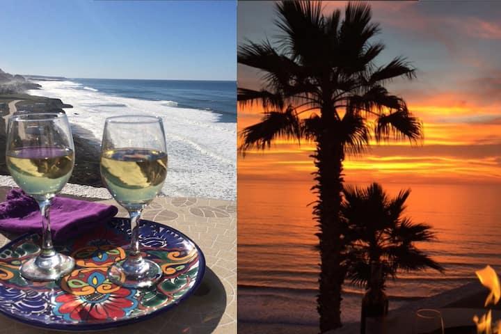 Spectacular Ocean Front Luxury Baja Villa