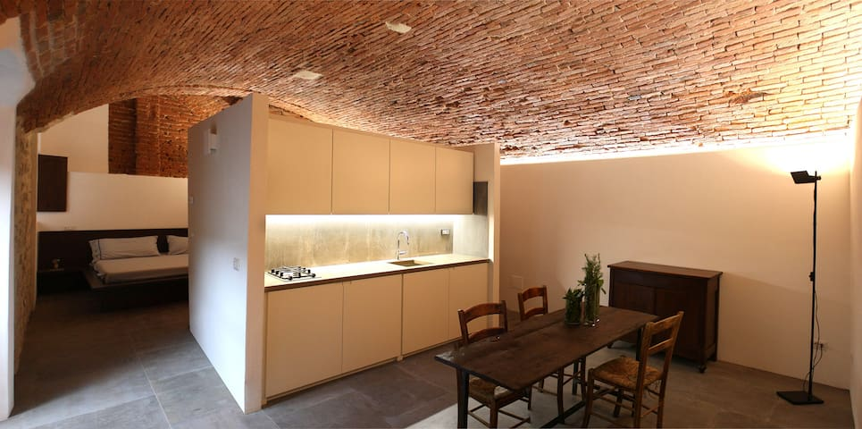 Le Stanze Di Piero - Apartment - Monterchi - Loft