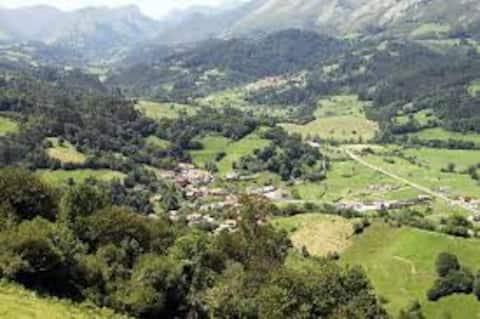 Vivienda Vacacional en Vibaño LLanes.  VV-1436-AS