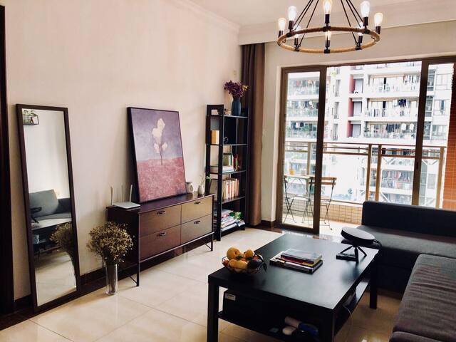 Cozy room in CBDGZ 广州市中心的休憩港湾【Canton Fair珠江新城/广交会】