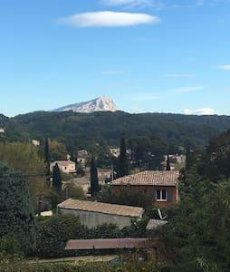 Villa avec piscine,tres belle vue - Aix-en-Provence