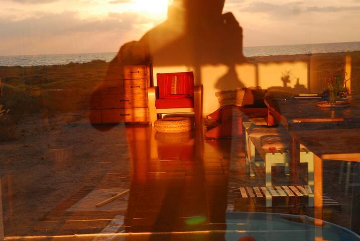 כרמלה על הים / carmela on the beach