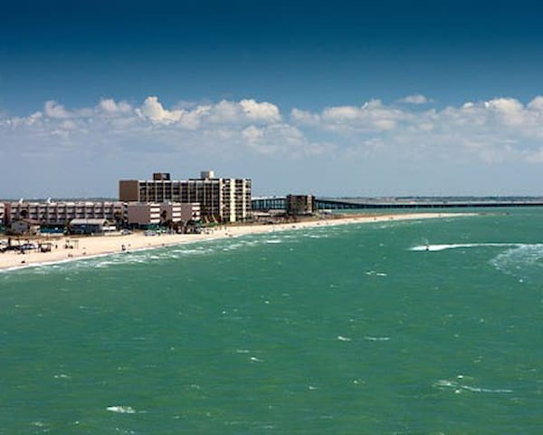 Great Beach Front Gateway - Corpus Christi - Apartment