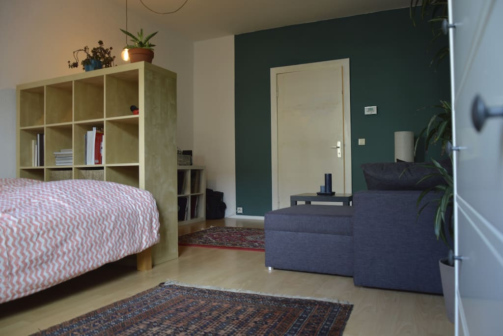 Guest Room with double bed (160 x 200)